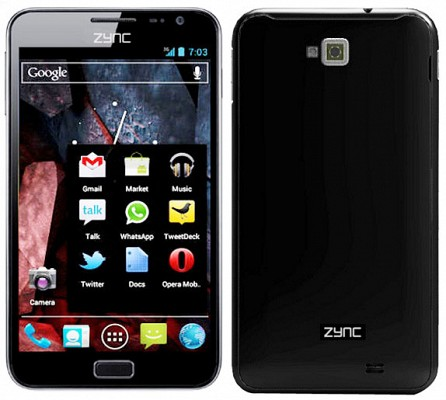 Zync Cloud Z5 Photo