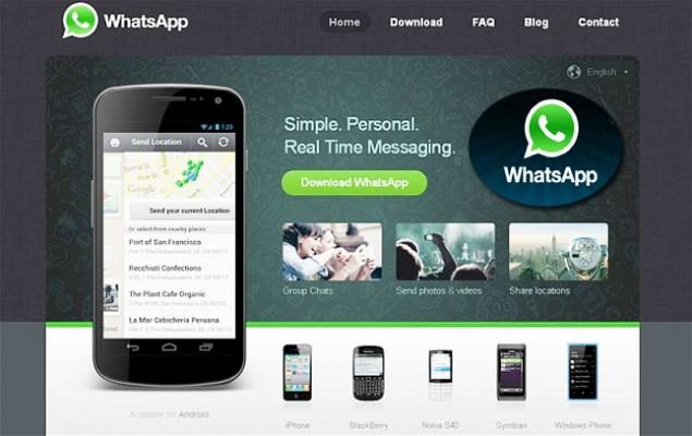 Whatsapp Com Home