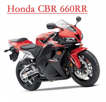 Honda New Bike
