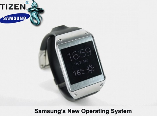 samsung tizen operating system