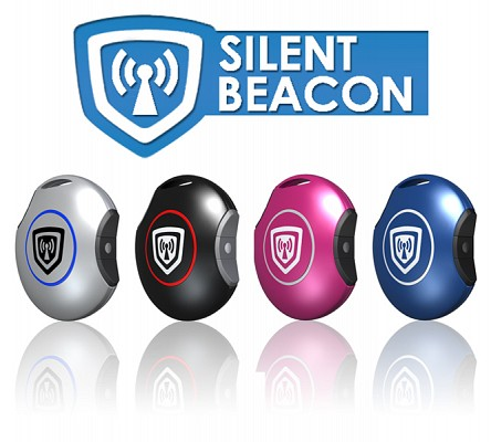 Silent Beacon for Safety