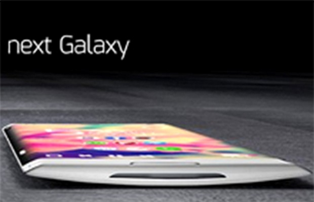 Samsung Galaxy S6 at CES 2015