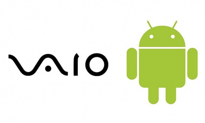 VAIO Android Smartphone