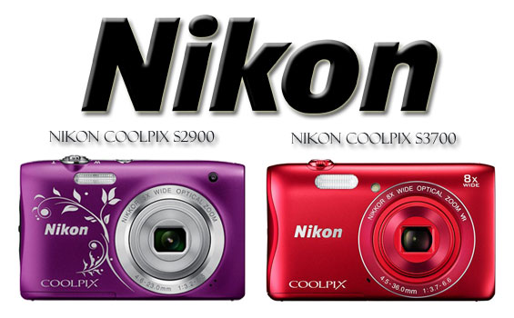 Nikon-coolpix-S2900-and-S3700