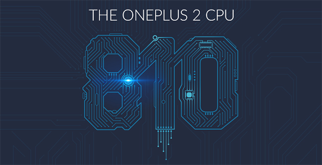 Snapdragon 810 for OnePlus 2