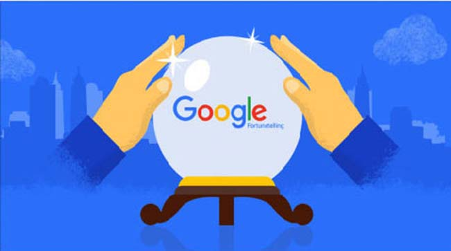Google Fortune application