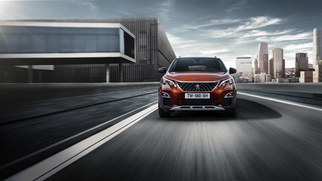 India-bound Second-Gen Peugeot 3008 Unveiled