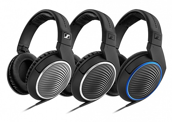 German headphone maker Sennheiser has launched three new headphones