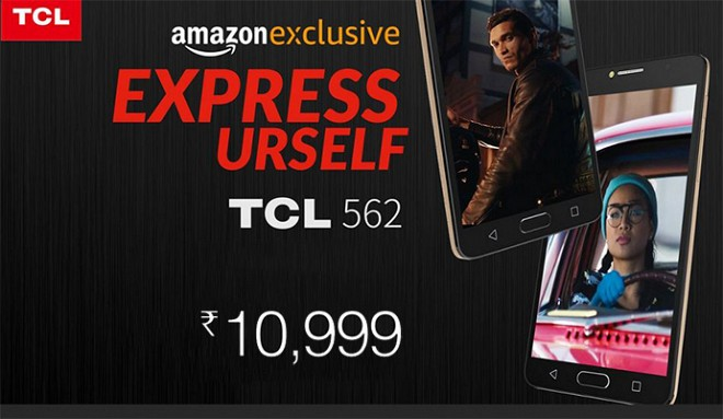 TCL brings 562 smartphone in India and 4 televisions