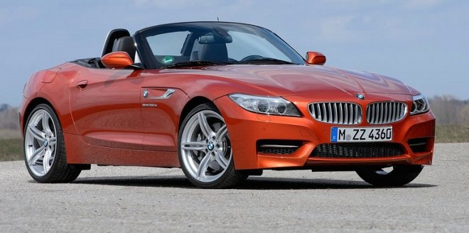 BMW Ends the Z4 production
