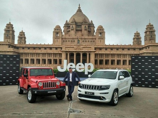 Jeep Grand Cherokee and Jeep Wrangler Coming  India in Petrol Avatar