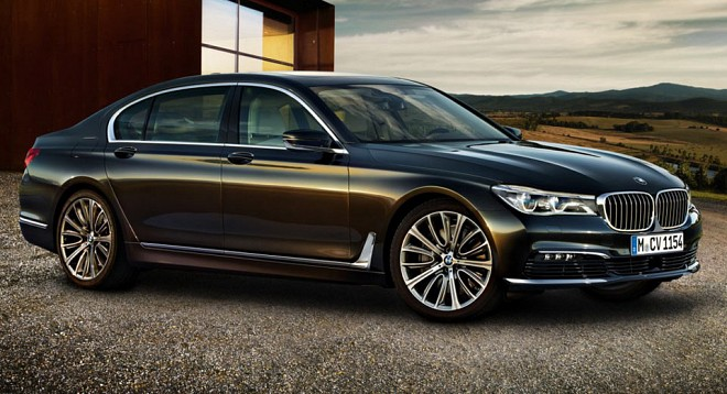 2016 BMW 7-Series Production Started in Indonesia