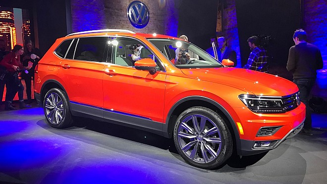 2018 Volkswagen Tiguan All-Space