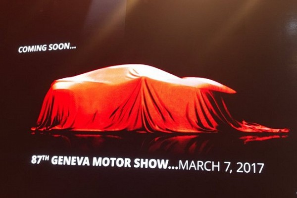 The TaMo - All-New Performance Division by Tata Motors Set to Unleash at Geneva Motor Show