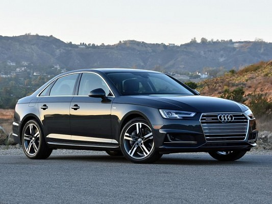 audi india launches 2017 a4 diesel at inr lakh. Black Bedroom Furniture Sets. Home Design Ideas