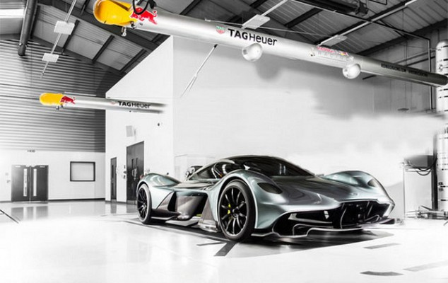 Aston Martin AM-RB 001 to Breathes via a 6.5L V12 Engine