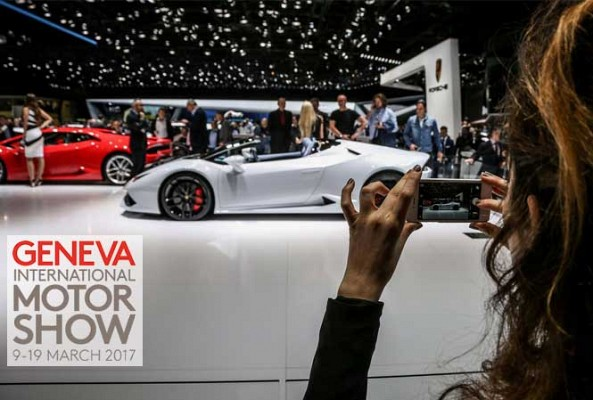 Geneva Motor Show 2017 Sports Cars at A Glance