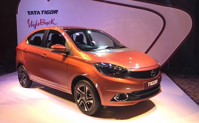 Tata Tigor Compact Sedan Complete Specs Out, Launch on March 29