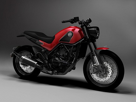 Benelli Leoncino Scrambler to be launched in India by Diwali 2017