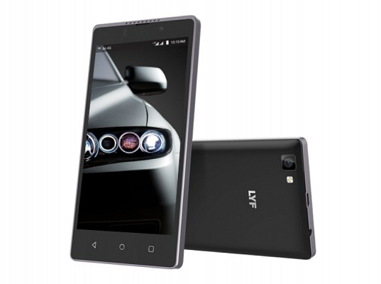 Reliance LYF C459 In India