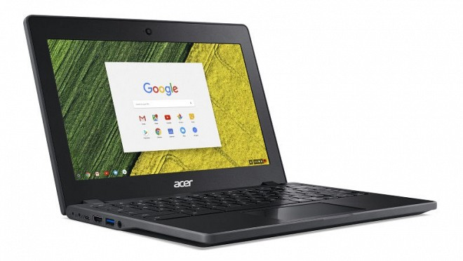 Acer Launched  Chromebook 11 C771 Laptop with 11.6-inch Display