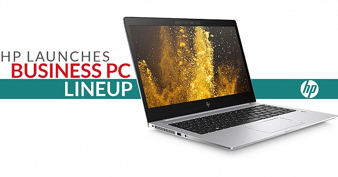HP Launches Business PC Lineup