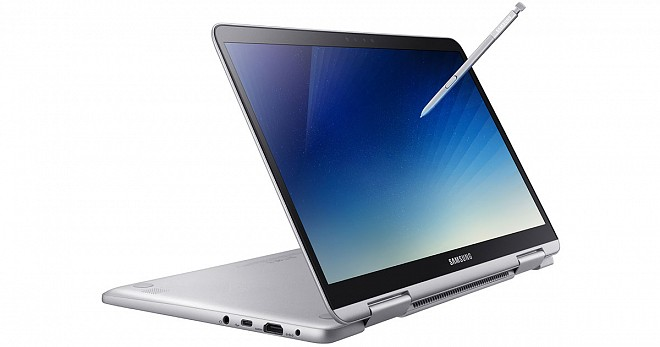 Samsung's Notebook 9 Pen 2-in-1