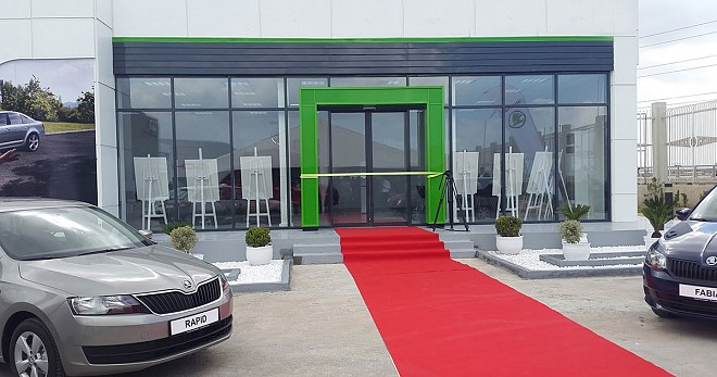 Skoda Inaugurates New Dealership In Jaipur