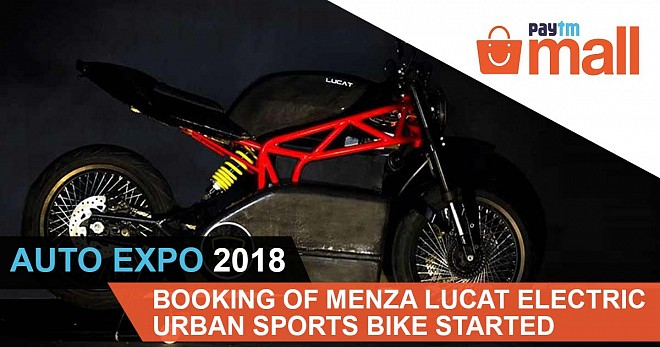 Menza Lucat electric Urban Sports