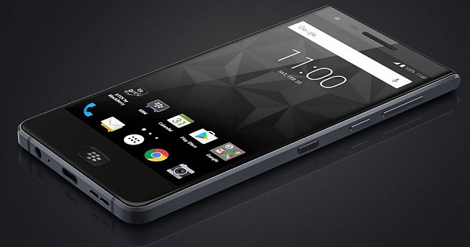 Blackberry Premium Smartphone 'Ghost' Leaked