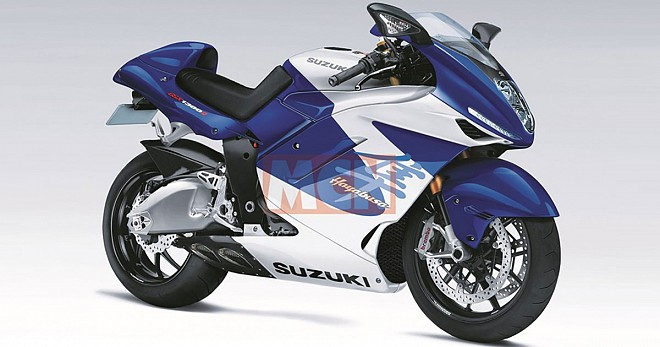 Next-Gen Suzuki Hayabusa Details Exposed