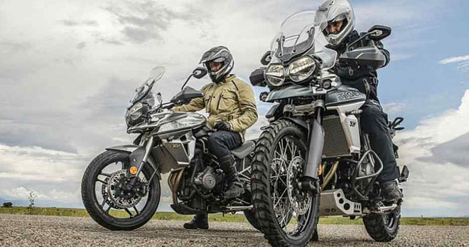 Triumph Motorcycles to Launch Tiger 800 and Tiger 1200