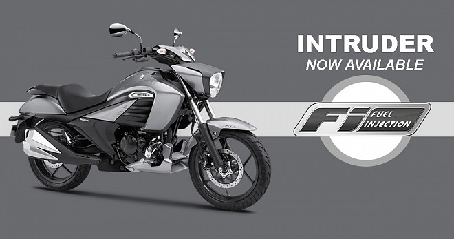 New Suzuki Intruder FI Launched