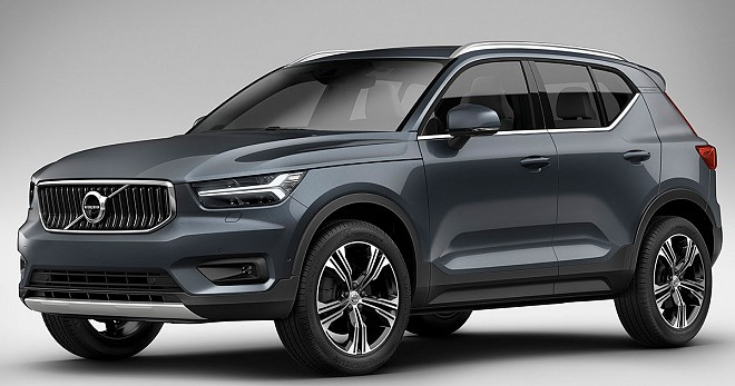 volvo xc40 inscription trim unveiled at 2018 ny auto show. Black Bedroom Furniture Sets. Home Design Ideas