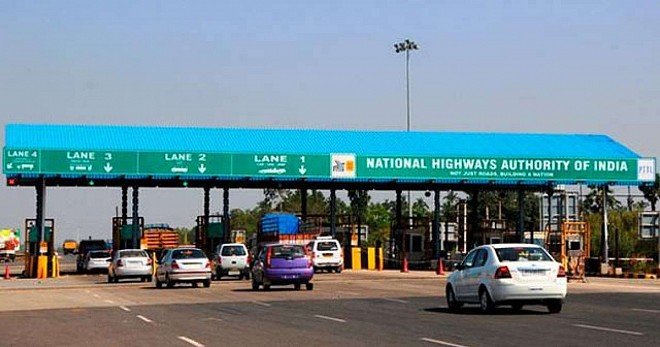 Highway-Toll-Collection