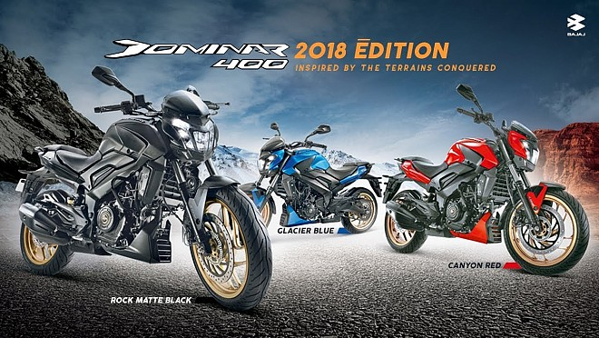 Bajaj Dominar Prices Hiked