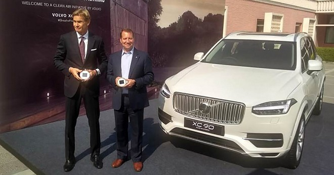 Volvo's Biggest SUV To Be Assembled At Bengaluru In 2019