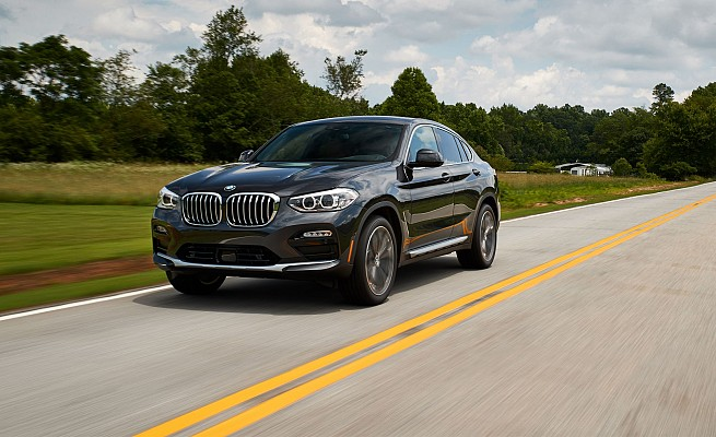 BMW X4 Launched