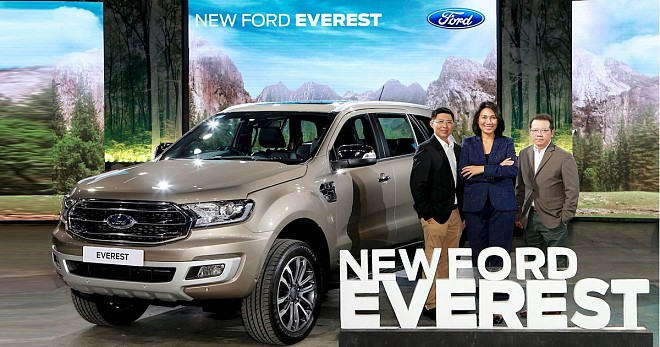 ford endeavour facelift launching soon