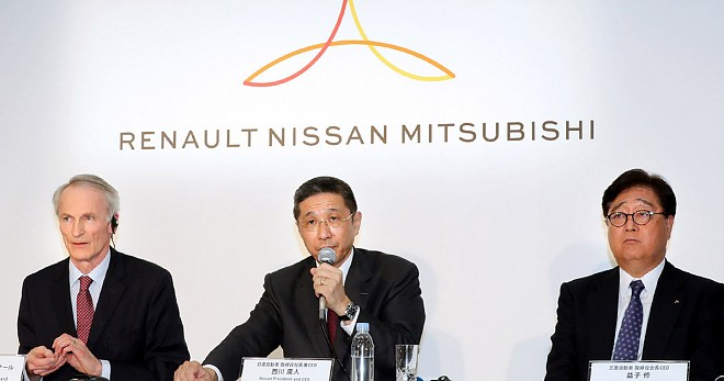 New Joint Board Created By Renault, Nissan and Mitsubishi