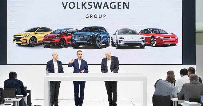 Volkswagen Launch 70 New Electric Models by 2028