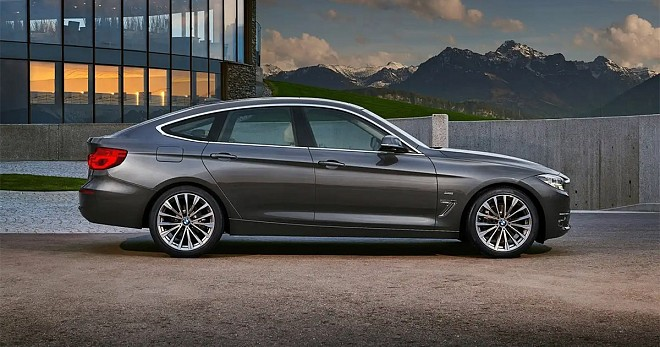 BMW 3-series GT Discontinued
