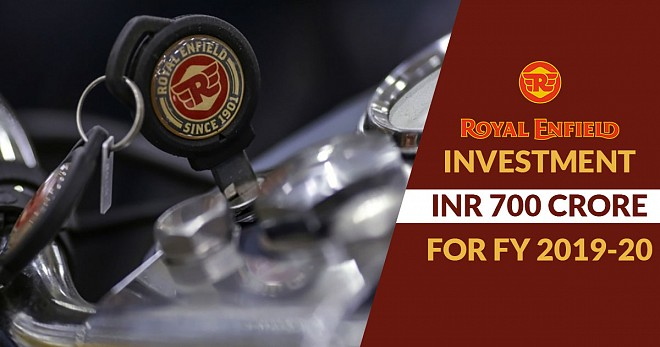 Royal Enfield CapEx Investment