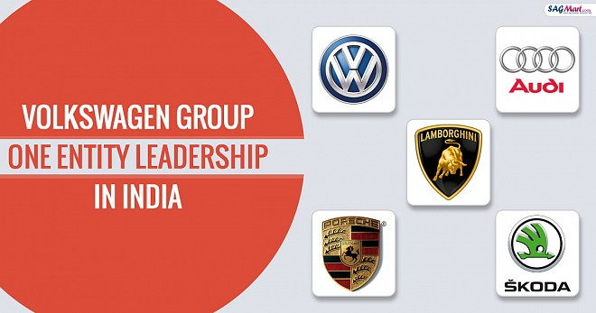Volkswagen Group One Entity Leadership in India