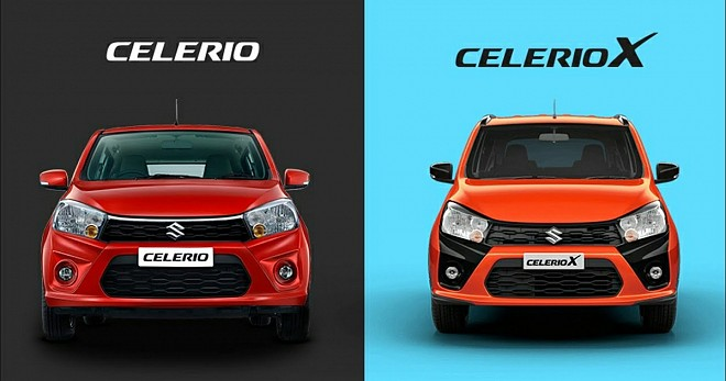 2019 Maruti Celerio and Celerio X Revealed