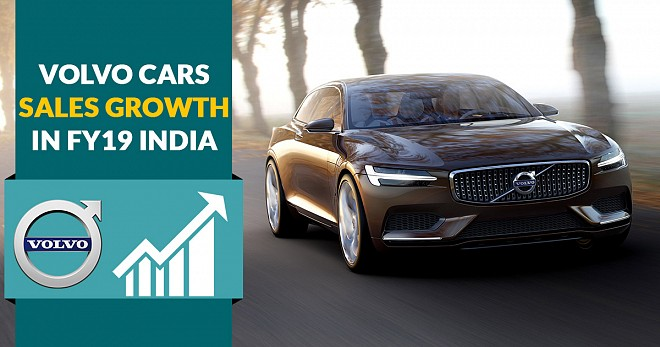 Volvo Car Sales Report FY 2019