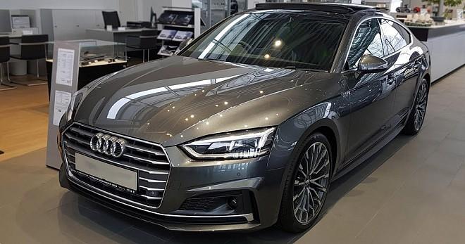 Audi A5 Sportback 35TDI Available in India   SAGMart