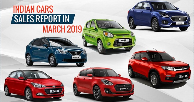India Cars Sales Report