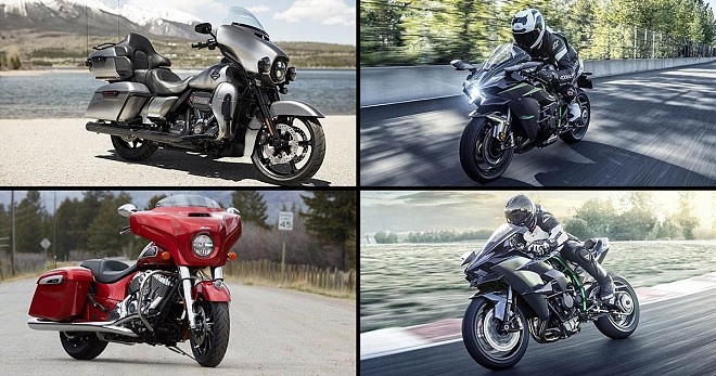 Top 10 most expensive bikes on sale in India