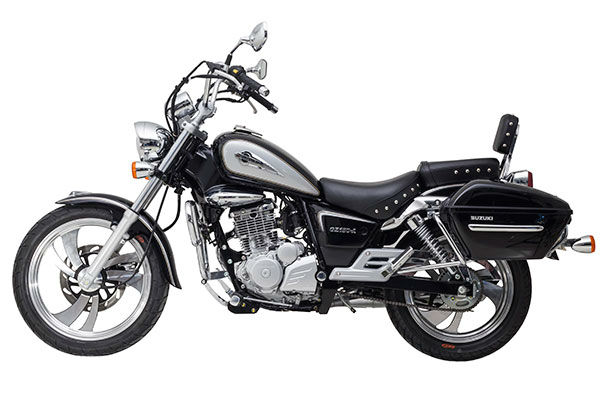 Suzuki Gz150 Likely To Launch In India In Coming Weeks